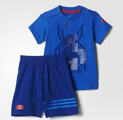 Ages 0-4 Years. Summer set adidas girls baby//infant 3 stripe shorts /& top set