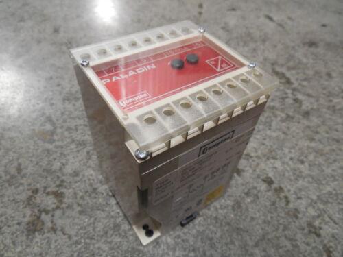 USED Crompton 253-THZU-PQFA Paladin Transducer Module