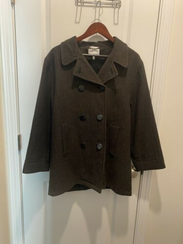 Willi Smith Collection Mens Coat MEDIUM