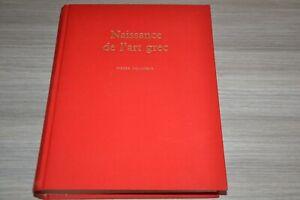L-039-univers-des-formes-Naissance-de-l-039-art-grec-Pierre-Demargne-Ref-D7
