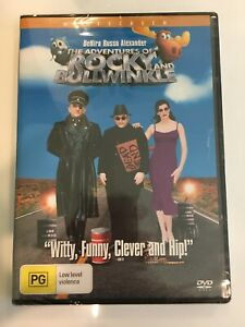 ADVENTURES-OF-ROCKY-amp-BULLWINKLE-NEW-SEALED-Free-Post