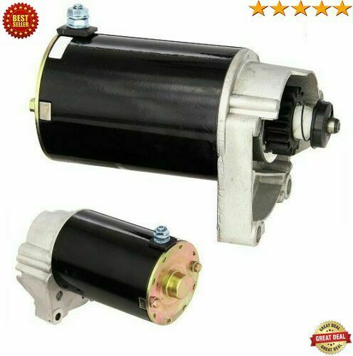 Briggs /& Stratton 422437 12V 18 HP Starter Replaces 399928 498148 FREE Shipping