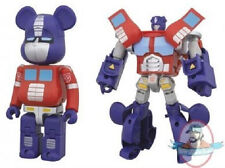 Transformers Bearbrick Figure Optimus Prime by Medicom