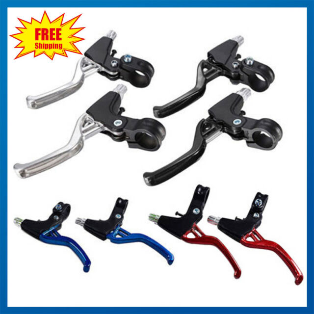Mountain Bike Handlebar Grips Bicycle Handle Bar End Spare Parts Accessories LJ