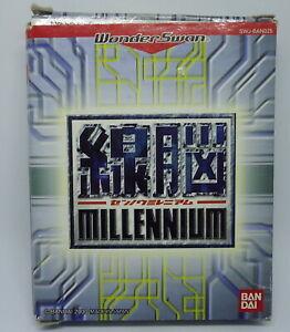 Sennou-Millenium-SWJ-BAN025-Bandai-WonderSwan-2