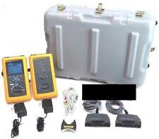 Fluke Dsp 4100 Cable Analyzer Dsp 4100sr Smart Remote Lia021