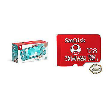 "NINTENDO SWITCH LITE NINTENDO 5,5"" LCD 32 GB WIFI"