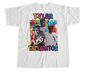 119c882640ab14 Tyler The Creator T Shirt Earl OFWGKTA Odd Future Cherry Bomb Wolf ...