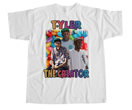 Tyler The Creator T Shirt Earl OFWGKTA Odd Future Cherry Bomb Wolf Gang New