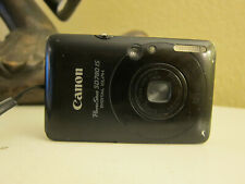 Canon PowerShot IXUS 100 IS SD780 IS Digital ELPH LENS GENUINE CCD Gold A0602