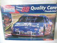 Dale Jarrett 88 Quality Care Ford Thunderbird 1/24 Monogram 1996 Sealed