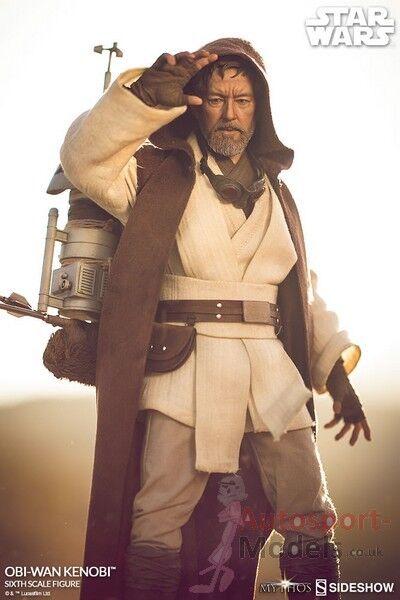 Obi-Wan Kenobi Sixth Scale Figure by Sideshow Collectibles  Mythos Series