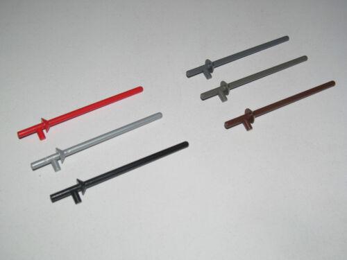Lego ® Castle Château Chevalier Accessoire Lance Spear Choose Color 3849