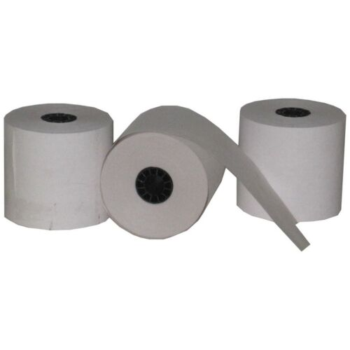 36 ROLLS THERMAL PAPER ROLLs  2.25in x 85ft NCR