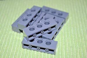 Black 1x2 Technic w// 1 hole Bricks ~ Lego ~ NEW ~ Star wars 8