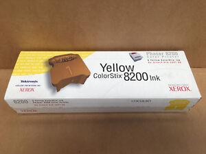 Xerox-Phaser-8200-Original-Genuine-Yellow-ColorStix-Ink-016-2047-00-BRAND-NEW