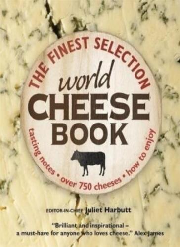 1 of 1 - World Cheese Book By Juliet Harbutt