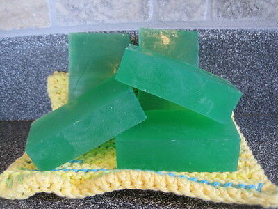 Health & Beauty Other Bath & Body Supplies Purposeful Homemade Glycerin Cucumber And Melon Shaving Soap
