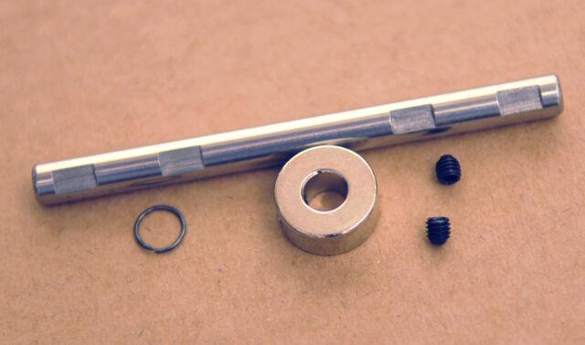 Brushless Ersatz-Motorwelle für Himax Motore der Baureihe HC 3516