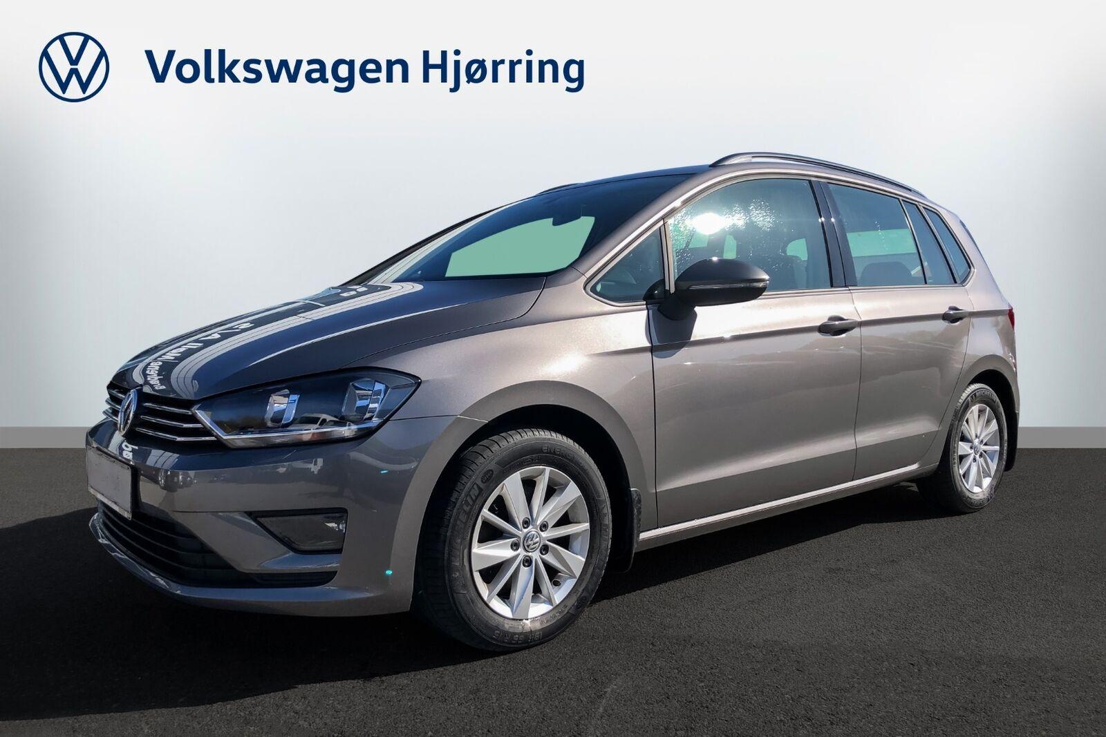 VW Golf Sportsvan 1,4 TSi 125 Comfortline DSG BMT 5d - 230.000 kr.