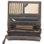 Indexbild 3 - RFID/NFC Geldbörse Tribal Naturleder Büffelleder Damenbörse Geldbeutel Portmonai