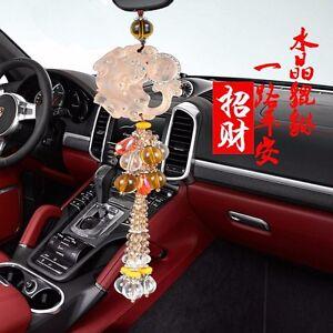 Glass-Pixiu-Car-Hanging-Ornament-Pendant-Car-Interior-Decor-Accessories