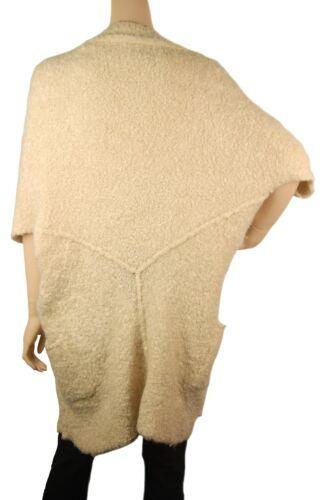 Couleur Longue Cxa210 Beige Beige Confort Conmigo Designer Cardigan qSIgc