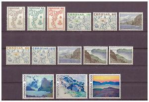 Iles-Feroe-Timbres-Poste-Minr-7-20-1975-MNH