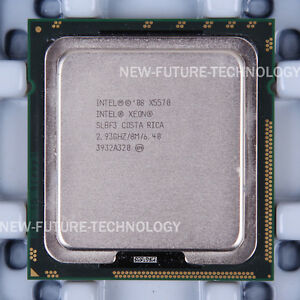 Intel Xeon X5570 2.93GHz Processor SLBF3 LGA 1366 Socket B