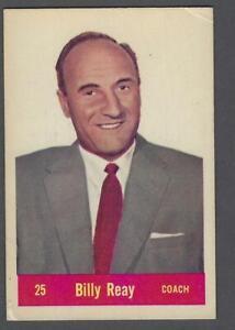 1957-58-Parkhurst-Toronto-Maple-Leafs-Hockey-Card-T25-Billy-Reay-CO