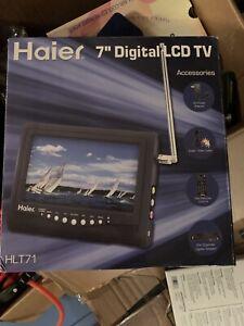 """Haier HLT71 7"""" 720p HD LCD Television"""