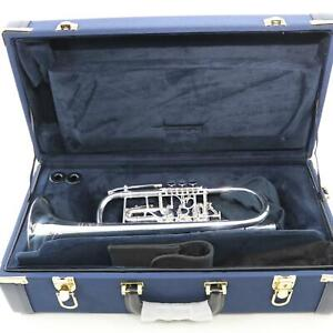 J-Scherzer-Model-8217WGT-039-Cologne-039-Rotary-Trumpet-in-C-BRAND-NEW
