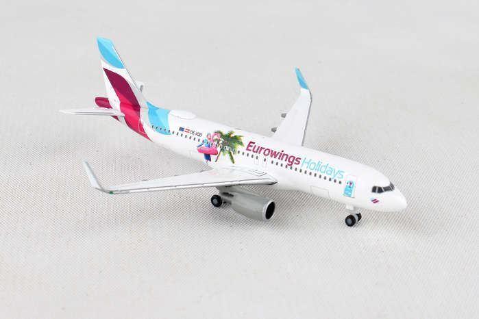 HERPA VINGS 1  500 SKALL EUROVINGS A320  500 EUROvingeS HOLIDAYSBHE531276
