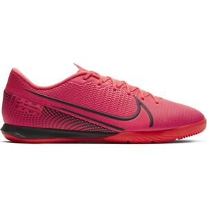Nike Mercurial Vapor 13 Academy Ic AT7993 606 chaussures de football rouge rose