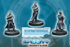 Infinity: Mercenaries O-12 High Commissioner (HVT/ Civil) CVB 280715