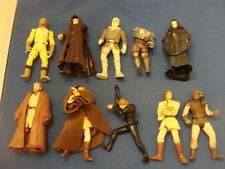 10 Star Wars Figures Lot #3  Loose  Star Wars   Modern  KP