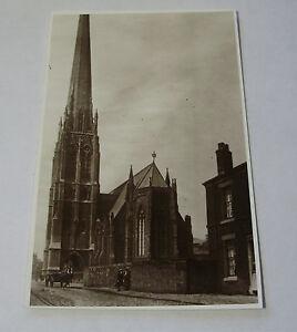 Lot148-c1901-St-WALBURGE-039-s-Church-PRESTON-Real-Photo