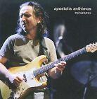 Miniatures * by Apostolis Anthimos (CD, Nov-2008, Metal Mind Productions)
