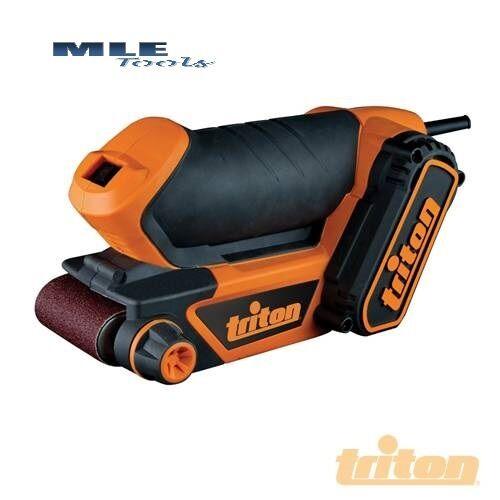 #475114 Triton Belt Sander 64mm 450W DIY Construction Power tools TCMBS