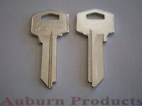 Te3 / Hr2 Harloc Key Blank / 5 Key Blanks Free Shipping