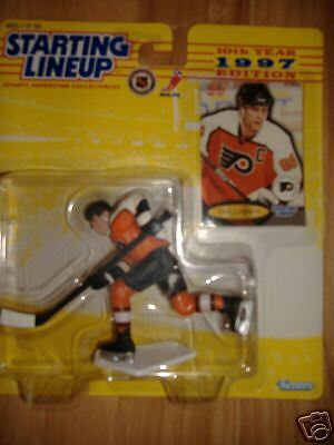 ObéIssant 1997 Eric Lindros Starting Lineup Figure
