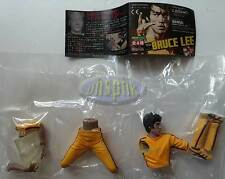 李小龍Japan Official Bruce Lee 3D Kung Fu Gashapon Figure A