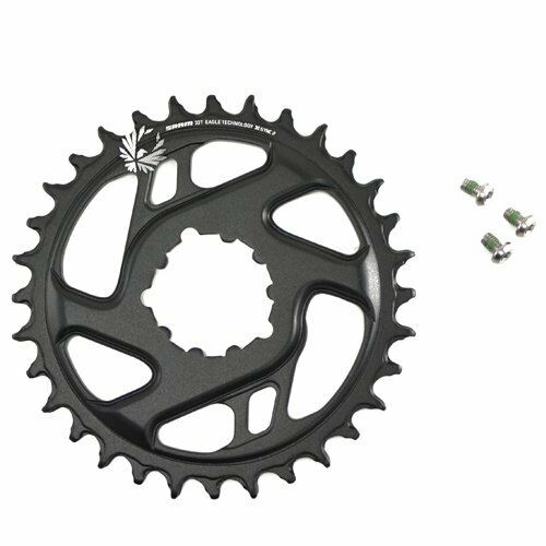 SRAM GX Eagle X-Sync 2 12S Direct Mount 32T Chainring 3mm Offset Boost Bike