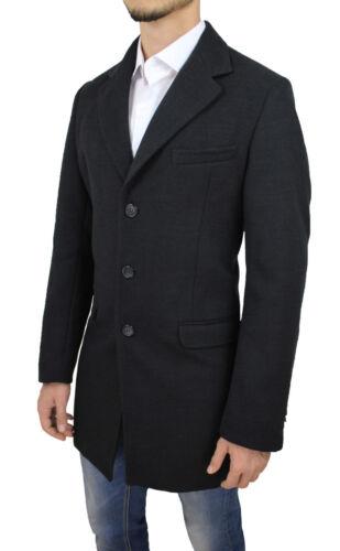 XL Coupe Taille Slim D'hiver Homme XL M Veste XL Baronetto L Noir S XL Hw5qOWx6