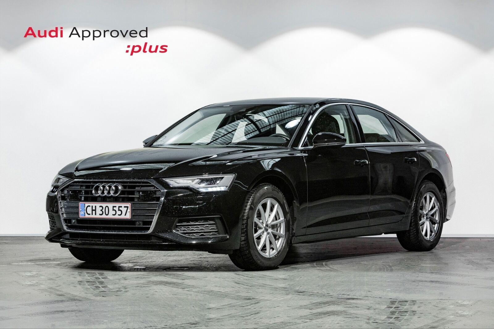 Audi A6 40 TDi S-tr. 4d - 485.000 kr.