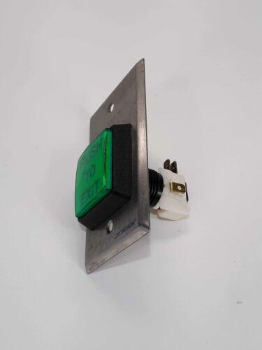Seco-Larm push to exit  97151-519