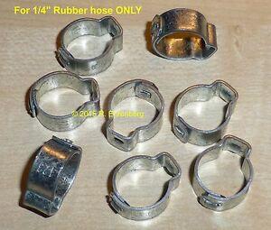 Mopar-Correct-Crimp-Type-Vent-Vapor-Hose-CLAMPS-Oetiker-Keystone-340-360-Hemi440