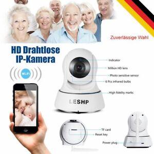ip kamera 720p hd berwachung wireless wifi nachtsicht webcam wlan netzwerk de ebay. Black Bedroom Furniture Sets. Home Design Ideas