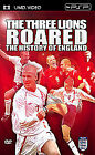 The Three Lions Roared - The History Of England (UMD, 2006)