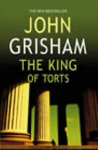 """VERY GOOD"" The King of Torts, Grisham, John, Book"